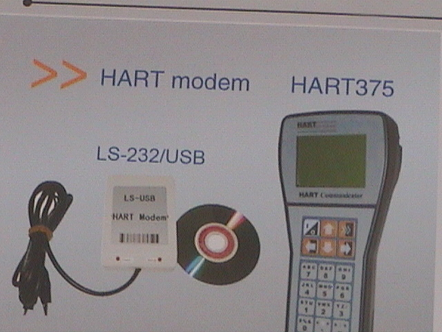 D B PRODUCTS & SYSTEMS - HART COMMUNICATOR & modem Version 6 5